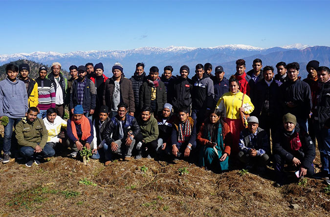Functionality Study of Water Supply Schemes   Dailekh
